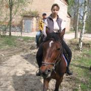 Семейный отдых на лошадях