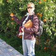Апельсины в саду у Ирэн