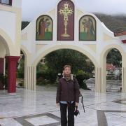 Современный монастырь