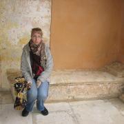 Крит. Монастырь св. Троицы (Agia Triada Akrotiri Monastery)